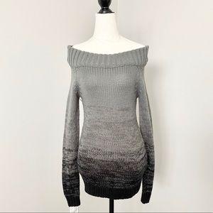 Decree long sleeve sweater